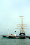 Ship Balclutha, Hyde Street Pier, San Francisco Maritime National Historical Park, San Francisco