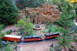 Chicago Botanic Garden - Model Railroad Garden, Mesa Verde, Arizona