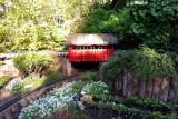 Chicago Botanic Garden - Model Railroad Garden, Napa Valley