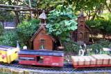 Chicago Botanic Garden - Model Railroad Garden, Spring Grove