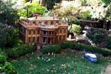 Chicago Botanic Garden - Model Railroad Garden, White House
