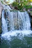 Chicago Botanic Garden - Waterfall garden