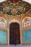 What an entrance!, Amber Palace, Jaipur