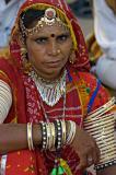 Folk dancer, Surajkund Mela, Delhi