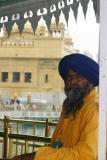 Protectors of the Golden temple, Amritsar, Punjab