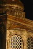 Palanquin - bears the Adi Granth in the mornings and night, Golden temple, Amritsar, Punjab