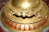 The turtle bears the weight, Melarkode temple, Kerala