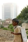 Determined to carry on, Childhood Education, Gurgaon