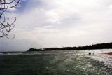 Balmy waters of the Indian Ocean, Sri Lanka