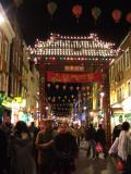decoration of China Town