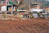 Repair work in Bagh