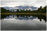 Lake Mathieson Reflections