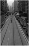 Cycle lane, Hong Kong-style