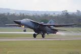 RAAF F-111 Wanaka Airshow Practice - 5 Mar 08