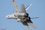 RAAF F-18 Hornet - 5 Oct 08