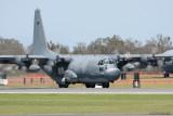 USAF C-130E Hercules - 3 Oct 08