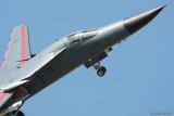 RAAF F-111 - Avalon Airshow Practice - 4 Mar 09