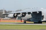 RAAF C-17 Globemaster - 3 Oct 08