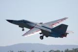 AMB F-111 - Avalon Airshow Practice - 5 Mar 09