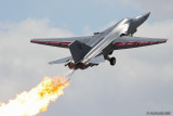 RAAF F-111 Wanaka Airshow Practice - 11 Mar 08