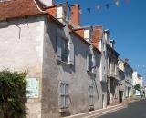 Descartes' birthplace in Descartes, Touraine