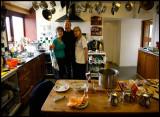 Breakfast at Fetlar