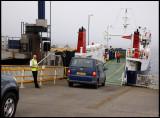 Fetlar ferry