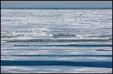 Difficult ice condtitions outside Kuggören - Hudiksvall