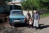 Russian car 3 - Moskvitch