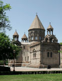 Echmiatzid church - oldest in the world?
