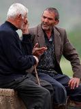 Discussion in Yeghegnadzor