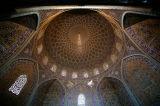 Inside Sheik Lotfallah mosque