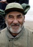 Caspian Sea Fisherman near Bandar-e Turkeman