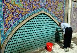 Opening up Golestan museum for tourists