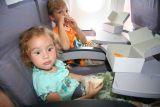 Plane (plain) food