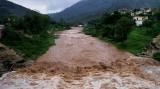 Just a glimps of rainy season. Samahni town on right. pic Jamil