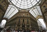 Galleria Vittorio Emanuele - Opposite Direction