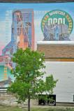 Boissevain Mural - May 2010