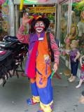 Clown Costa Rica