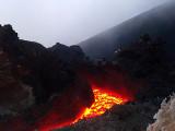 Running lava