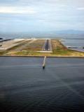 Landing at Osaka