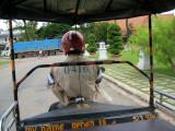 Tuk Tuk Ride to the Floating Village