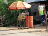 Gas Station/Molotov Cocktails