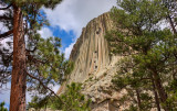 1944 Devils Tower