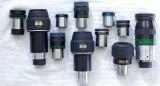 Short focal length eyepieces