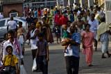Pilgrims, wandering Dharmasthala