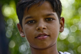 Met this kid there. His father was an instructor in Kannada, Karnataka's language.