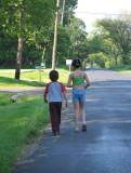 IMG_3369  Walking back ....