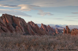 Lenticular Clouds Over Roxborough
