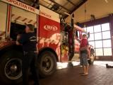 Look Jackson a fire truck